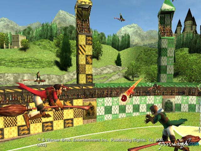 Harry Potter: Quidditch-Weltmeisterschaft  Archiv - Screenshots - Bild 17