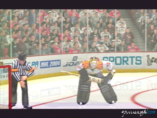 NHL 2004 - Screenshots - Bild 19