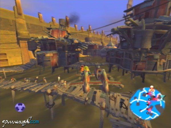 Jak 2: Renegade - Screenshots - Bild 9