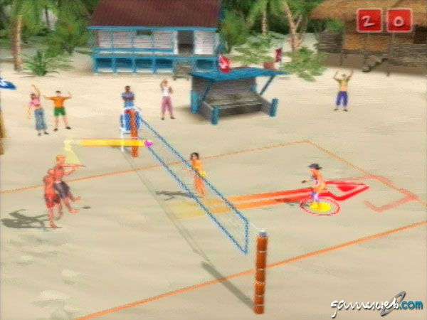 Summer Heat Beach Volleyball - Screenshots - Bild 15