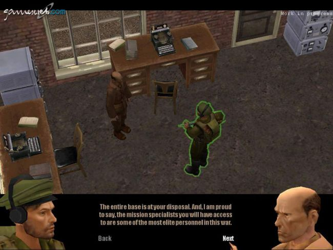 Silent Storm  Archiv - Screenshots - Bild 2