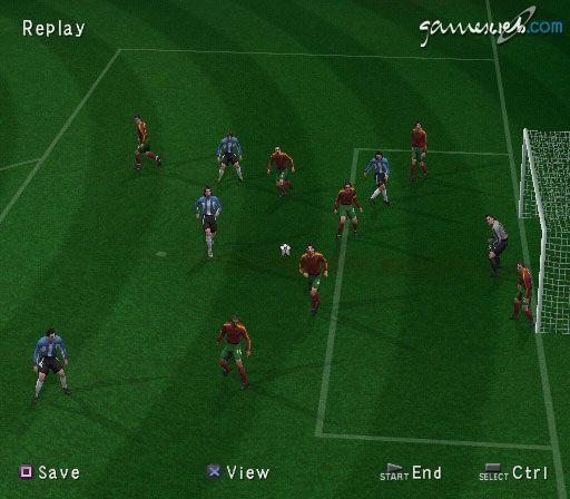Pro Evolution Soccer 3  Archiv - Screenshots - Bild 19