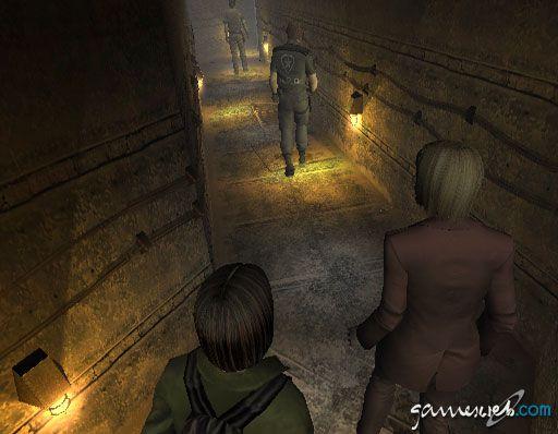 Resident Evil: Outbreak  Archiv - Screenshots - Bild 21