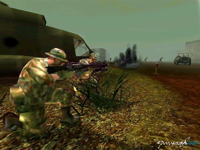 Ghost Recon: Jungle Storm  Archiv - Screenshots - Bild 44