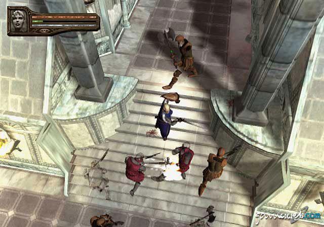 Baldur's Gate: Dark Alliance 2  Archiv - Screenshots - Bild 6