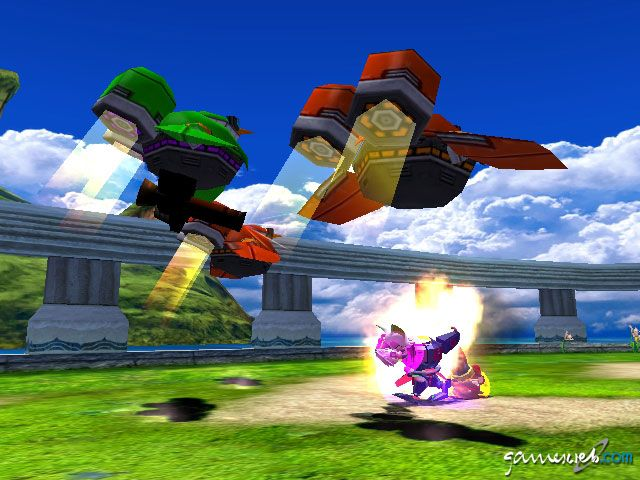 Sonic Heroes  Archiv - Screenshots - Bild 7