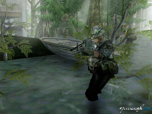 Ghost Recon: Jungle Storm  Archiv - Screenshots - Bild 50