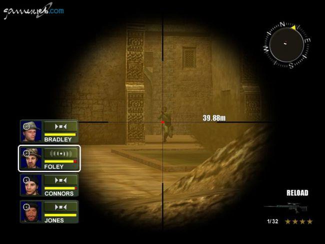 Conflict: Desert Storm 2 - Screenshots - Bild 19