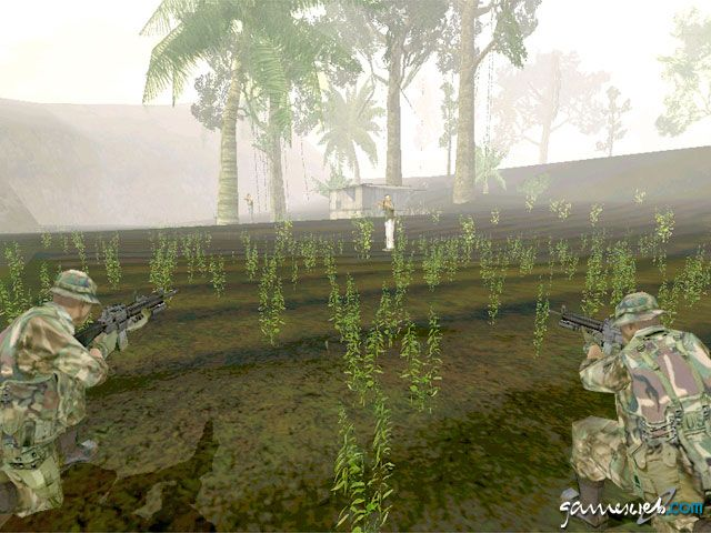 Ghost Recon: Jungle Storm  Archiv - Screenshots - Bild 28