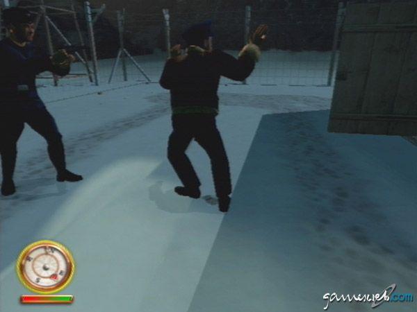 The Great Escape - Screenshots - Bild 4