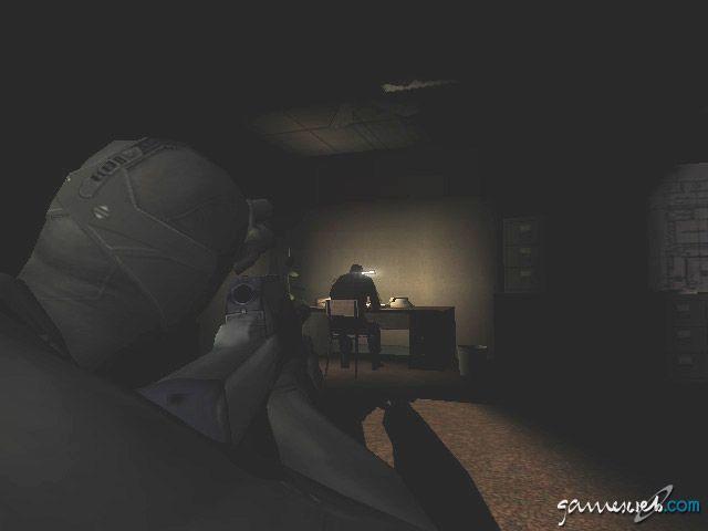 Splinter Cell - Screenshots: Bonus-Level: Vselka Infiltration Archiv - Screenshots - Bild 15