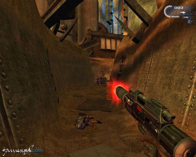 Warhammer 40'000: Fire Warrior  Archiv - Screenshots - Bild 16