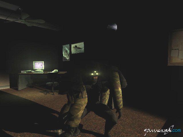 Splinter Cell - Screenshots: Bonus-Level: Vselka Infiltration Archiv - Screenshots - Bild 17