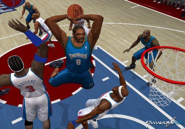 ESPN NBA Basketball  Archiv - Screenshots - Bild 4