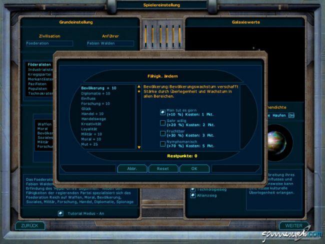 Galactic Civilizations - Screenshots - Bild 8