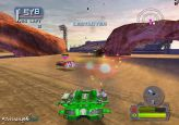 Motorsiege: Warriors of Prime Time  Archiv - Screenshots - Bild 2