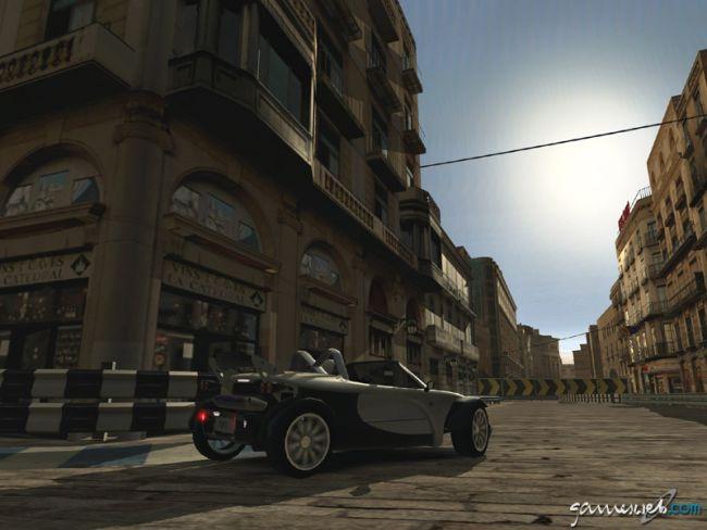 Project Gotham Racing 2  Archiv - Screenshots - Bild 3