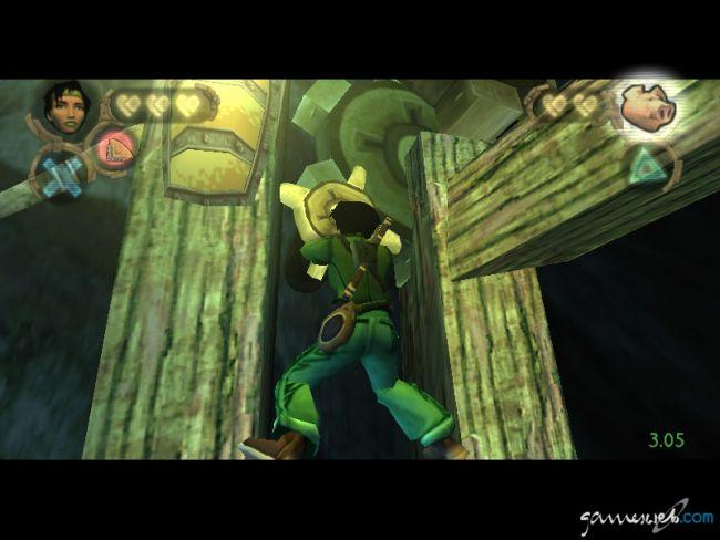 Beyond Good & Evil - Screenshots - Bild 5