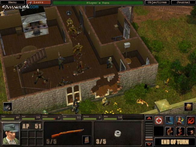 Silent Storm - Screenshots - Bild 9