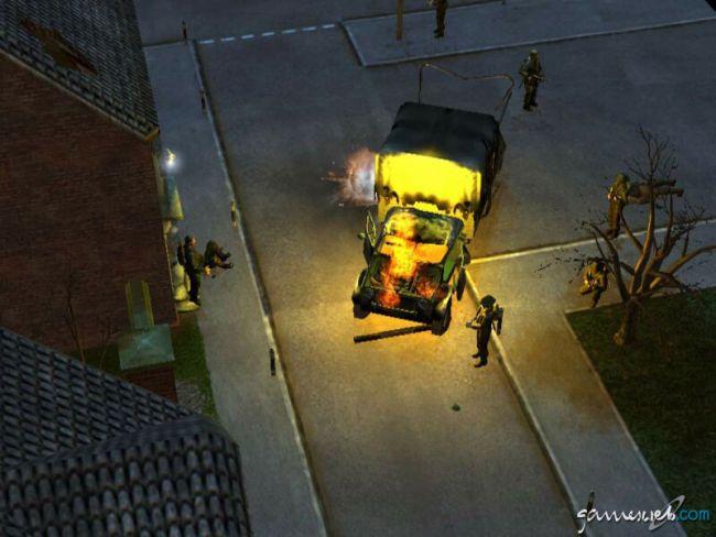 Silent Storm - Screenshots - Bild 12