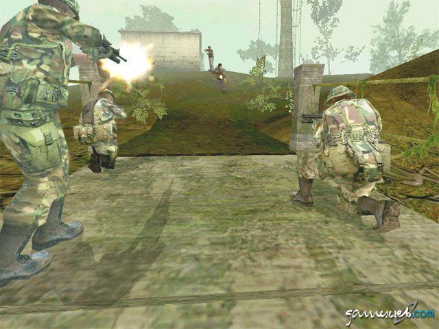 Ghost Recon: Jungle Storm  Archiv - Screenshots - Bild 35