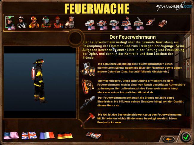 Fire Department - Screenshots - Bild 3