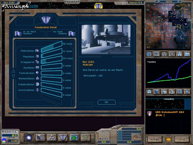 Galactic Civilizations - Screenshots - Bild 14