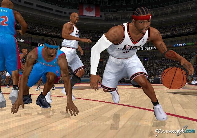 ESPN NBA Basketball  Archiv - Screenshots - Bild 5