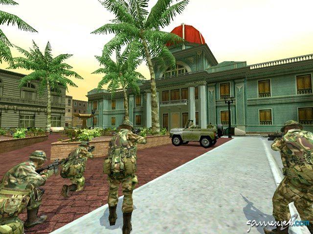 Ghost Recon: Jungle Storm  Archiv - Screenshots - Bild 39
