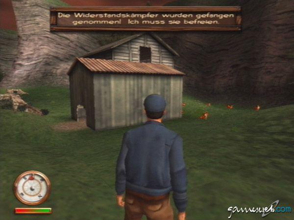 The Great Escape - Screenshots - Bild 5