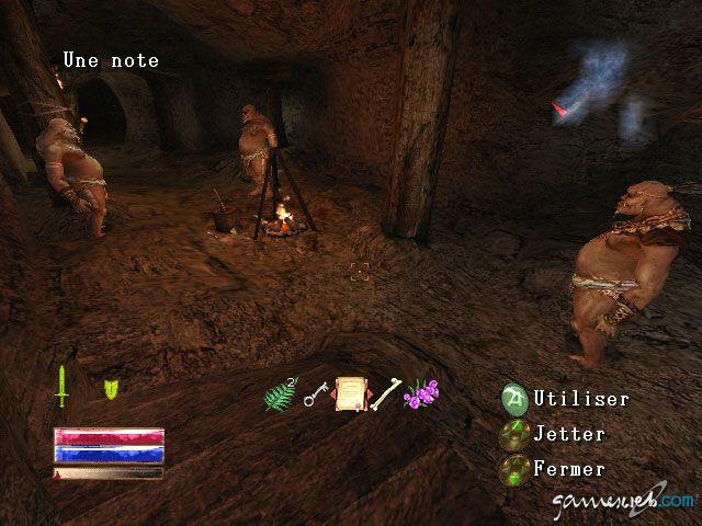 Arx Fatalis  Archiv - Screenshots - Bild 3