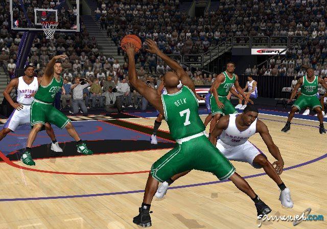 ESPN NBA Basketball  Archiv - Screenshots - Bild 3