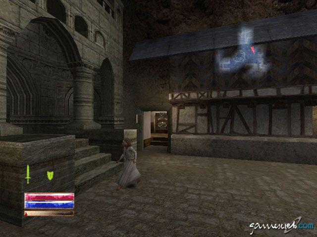 Arx Fatalis  Archiv - Screenshots - Bild 2