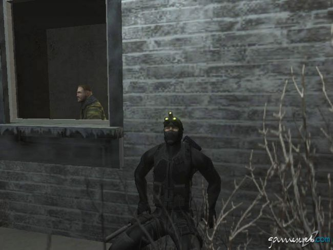 Splinter Cell - Screenshots: Bonus-Level: Vselka Infiltration Archiv - Screenshots - Bild 2