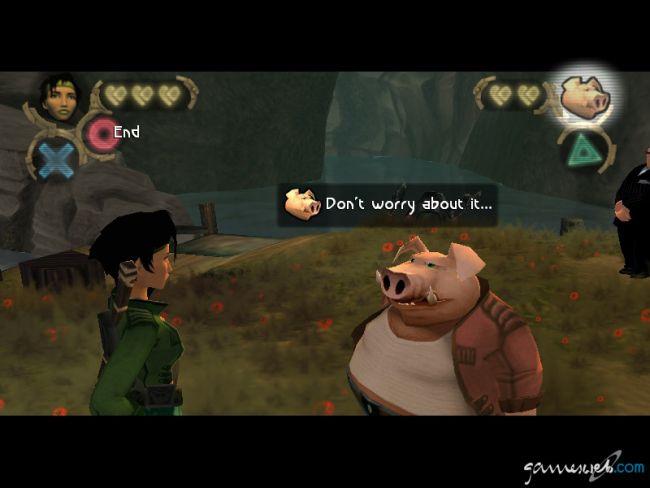 Beyond Good & Evil - Screenshots - Bild 6