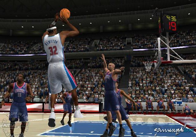 ESPN NBA Basketball  Archiv - Screenshots - Bild 2