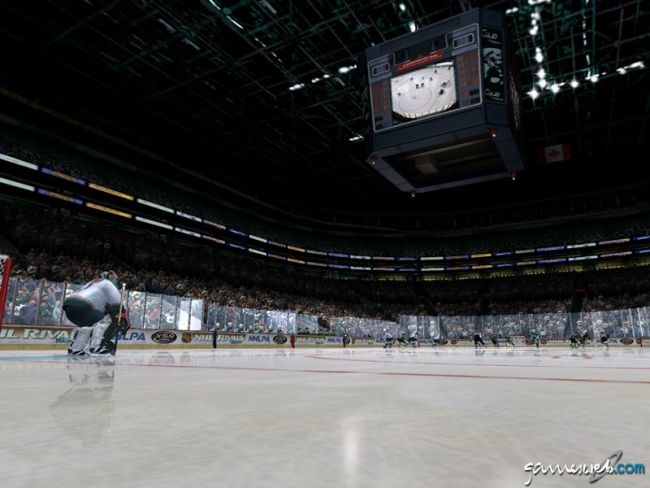 NHL Rivals 2004  Archiv - Screenshots - Bild 2