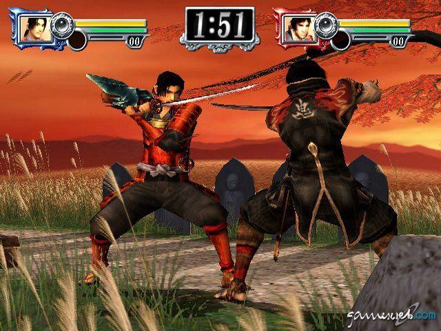 Onimusha Blade Warriors  Archiv - Screenshots - Bild 2