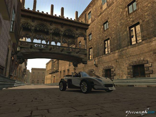 Project Gotham Racing 2  Archiv - Screenshots - Bild 4