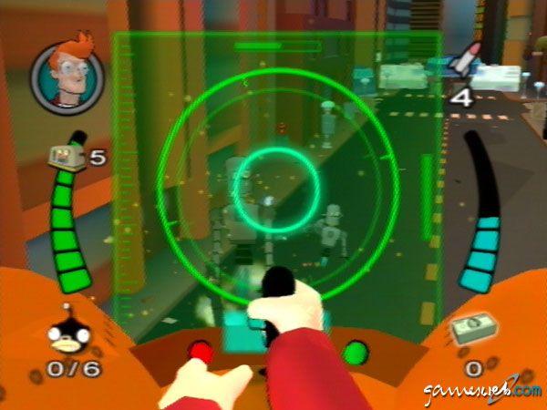 Futurama - Screenshots - Bild 8