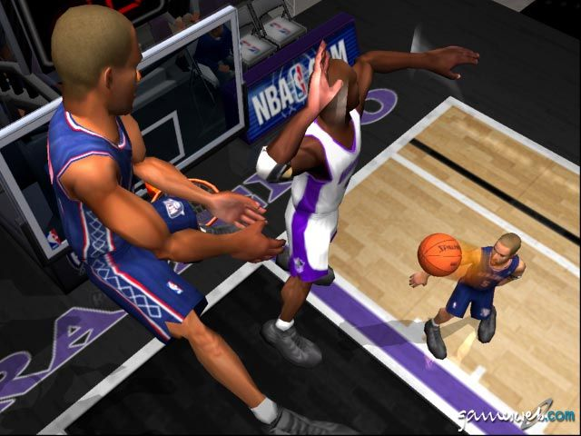 NBA Jam  Archiv - Screenshots - Bild 6