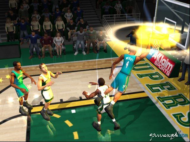 NBA Jam  Archiv - Screenshots - Bild 7
