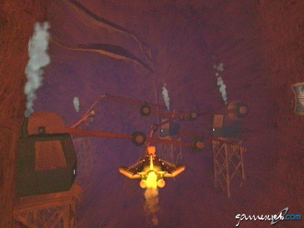 Voodoo Vince - Screenshots - Bild 10
