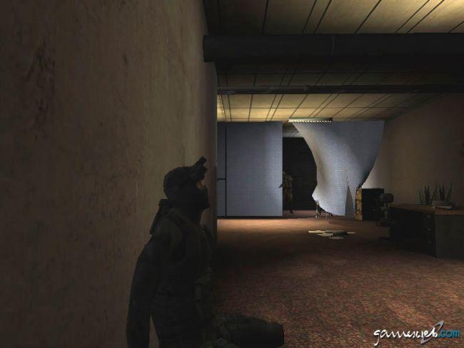 Splinter Cell - Screenshots: Bonus-Level: Vselka Infiltration Archiv - Screenshots - Bild 12