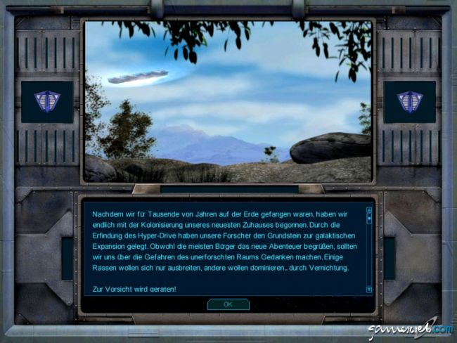 Galactic Civilizations - Screenshots - Bild 11