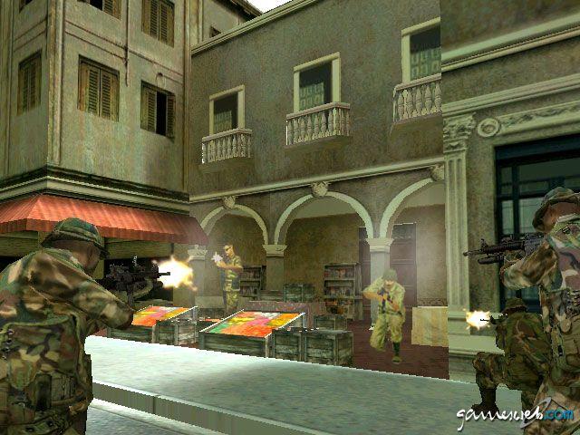 Ghost Recon: Jungle Storm  Archiv - Screenshots - Bild 36