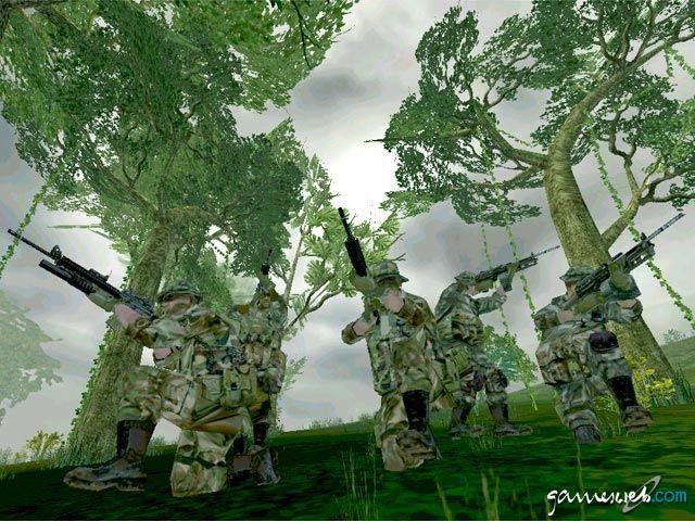 Ghost Recon: Jungle Storm  Archiv - Screenshots - Bild 30