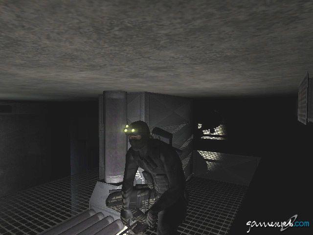 Splinter Cell - Screenshots: Bonus-Level: Vselka Infiltration Archiv - Screenshots - Bild 13