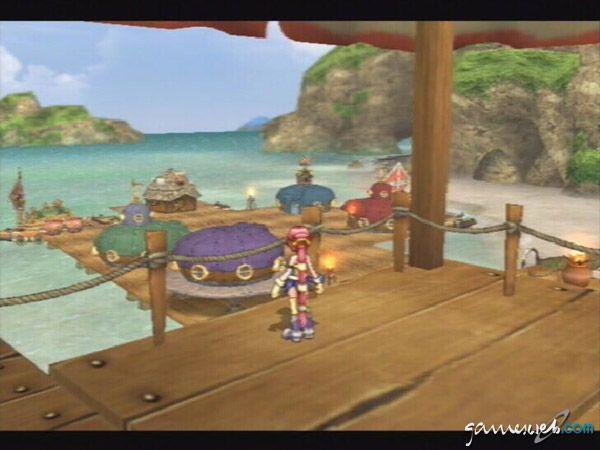 Dark Chronicle - Screenshots - Bild 22