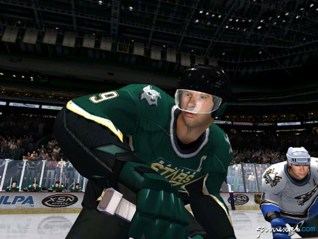 NHL Rivals 2004  Archiv - Screenshots - Bild 8